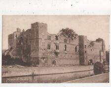 Newark Castle 1916 Postcard 056b