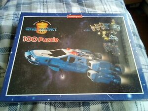 Gerry Anderson`s Space Precinct Jigsaw Puzzle 100 Piece Sealed Box       B64