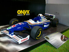 F1 WILLIAMS  RENAULT FW18 Canadian Driver 1997 1/18 ONYX X6011 formule 1 voiture