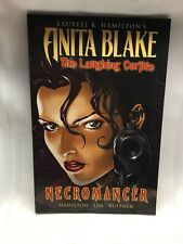 Anita Blake - The Laughing Corpse #2: Necromancer Graphic Novel - MARVEL 2010
