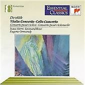 Antonin Dvorak - Dvorak: Violin Concerto; Cello Concerto (Ormandy) (CD 1990)