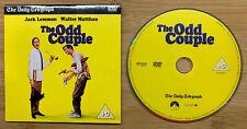 The Odd Couple DVD PROMO | 1968 Comedy Movie | Jack Lemmon Walter Matthau | VGC