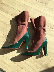 Vivienne Westwood Pallas Boot Size 38 UK 5