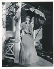 GREER GARSON Beautiful Original Vintage BLOSSOMS IN THE DUST MGM Portrait Photo