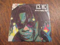 cd ICE MC it's a rainy day