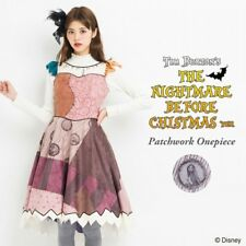 Secret Honey Patchwork Dress Tim Burton's The Nightmare Before Christmas Sally