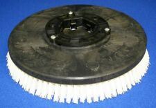 "430034 Minuteman  Rotary Scrub Brush 16"" Nylon 6 Point Clutch Plate!!"