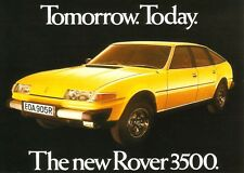 Rover 3500 SDI 1977 Car Jumbo Fridge Magnet