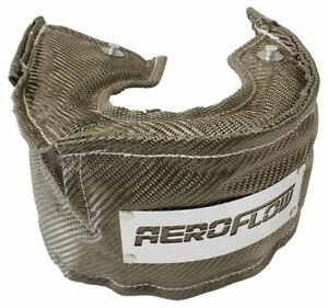 Aeroflow AF91-8001 Titanium Turbo Bag / Blanket Suit WRX VF Internal Gate fit...