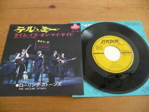 "7"" Rolling Stones   Tell me    (Japan / London)"