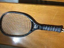 Vintage 1970s Leach Charlie Brumfield Black Raquetball Raquet Racket Racketball