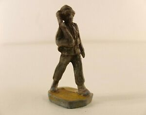 France Soldier to the / Of Catwalk 5 CM Old Material Composite