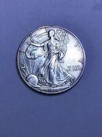 1996 AMERICAN SILVER EAGLE 1 OZ. FINE SILVER BULLION UNCIRCULATED **LOOK PHOTO'S