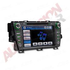 "8"" In Dash Car Sat Nav GPS CD DVD Player Stereo Radio for Toyota Prius 2009-2013"