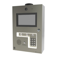 American Access Systems Ascent M2 Cellular Multi-Tenant Telephone Entry System