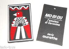 AURORA Auretta 80s MO-BI- DU - gift pendant promo - ciondolo omaggio penne