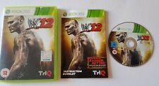 WWE 12 Xbox 360 Spiel Wrestling Fighting Beat em up Spiel Geschenk