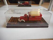 Brekina Magirus Truck Werkstattwagen in Red on 1:87 in Box