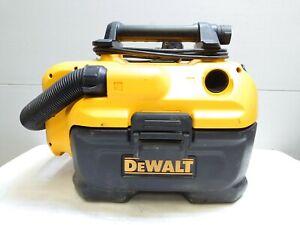 DeWalt DCV582 Cordless/Corded 14.4-18V Wet/Dry Vacuum