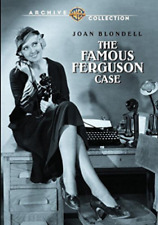 THE FAMOUS FERGUSON CASE  -  DVD - UK Compatible Sealed