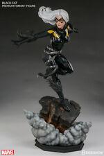 Black Cat Premium Format Figure Statue SIDESHOW TOYS