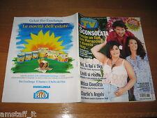 TV SORRISI E CANZONI=2003/27=PIERACCIONI=ANNA MARIA BARBERA=ANGIE CEPEDA=