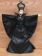 "Disney Tollytots Limited (0064NT01) Maleficent 13"" Doll w/ Horns & Boots *READ*"