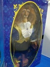 "**NIB** ORIGINAL Disney ""The Beast"" Doll Signature Collection Mattel 1997"