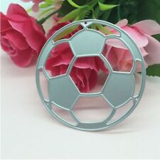New Cute Football Cutting Dies for DIY Scrapbooking Envelop Paper Card Stencils