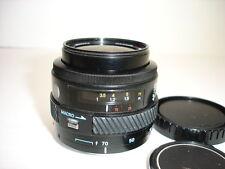 MINOLTA AF 35-70mm F 4 MACRO Lens for MINOLTA MAXXUM , SONY ALPHA SN2160602