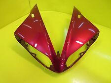NEW GENUINE OEM YAMAHA YZF R1 UPPER COWL FAIRING 04-06 NEW! RED YZFR1 05 2005