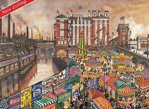 George Cunningham - Sheffield Fair - Sheffield - Print - NEW LISTING