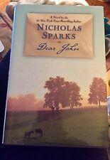 Dear John by Nicholas Sparks (2006 Hardcover Dust Jacket) Like New