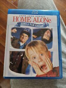 Home Alone Family Fun Edition Blu-Ray Region A