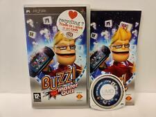 Buzz Master Quiz | PSP UK | Complete