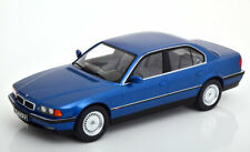 1:18 KK-Scale BMW 740i E38 1.Series 1994 blue-metallic