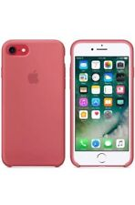 Red rot echt Apple Silicone Case Silikon hülle iPhone 8