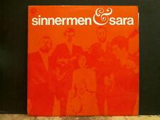 Sinnermen & SARA sinnermen & SARA LP UK FOLK FEM VOX RARA BELLA COPIA!