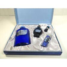 EVENING IN PARIS BOURJIOS box set 4 full-talc stick toliette p blue bottles ʱ t5