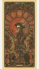 Luke Martin - Grateful Dead GD2 Jack Straw - Timed Edition #1822/3050