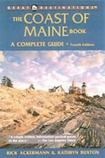The Coast of Maine Book, Fourth Edition: A Complet