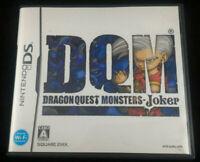 Dragon Quest Monsters: Joker-Nintendo DS-2006-NTR-AJRJ-JPN-Japan Import