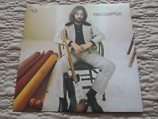 Eric Clapton s/t lp vinyl RSO Super 2394 186 A1/B2  unplayed exc+/mint
