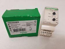 SCHNEIDER RM35S0MW speed control relay ZELIO 0,05 sec ... 10 min 24..220V AC/DC