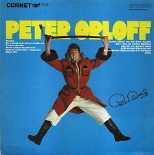 "12"" Peter Orloff Same (Monika, Magic Girl, Pardon Rosalie) 60`s Cornet 15028"