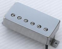 Gotoh HB-Classic-WC-B Humbucker Bridge Pickup - Nickel