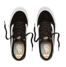 Vans Style 112 pro Black/White Size UK 7