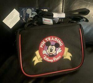 Disney Parks Pin Trading Bag Small New