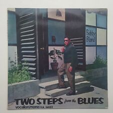 BOBBY BLAND TWO STEPS FROM THE BLUES RARE UK VOCALION SOUL VINYL MONO LP