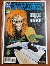 DC Star Trek Next Generation Comic #61 Brothers in Darkness? July 1994